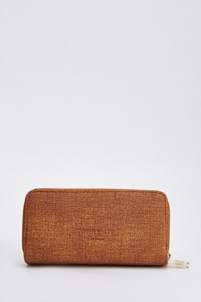Classic Faux Leather Purse