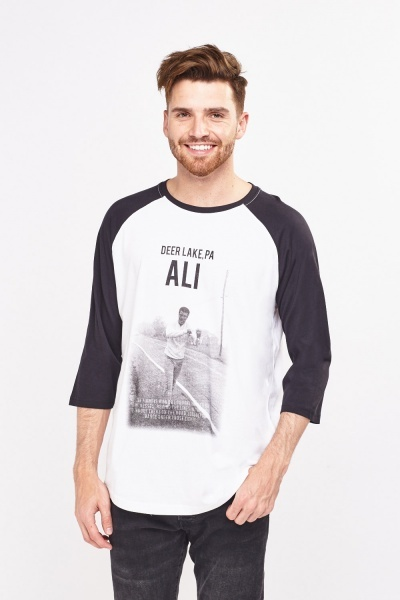 Ali Graphic Print T-Shirt