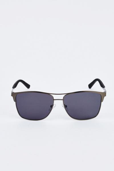 Chrome Black Sunglasses