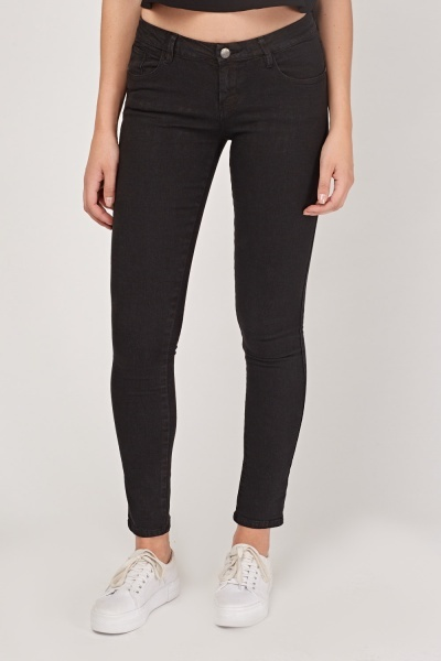 Regular Fit Skinny Jeans
