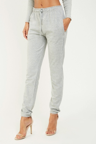 Skinny Fit Speckled Joggers