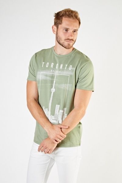 City Graphic T-Shirt