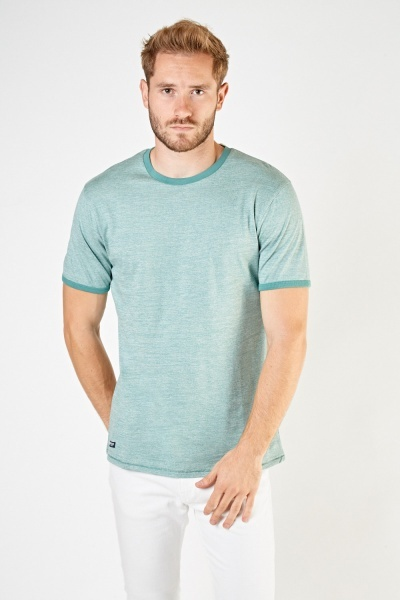 Speckled Mens Top