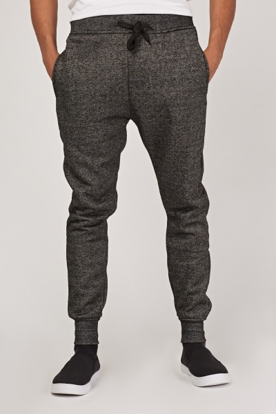 Casual Speckled Joggers
