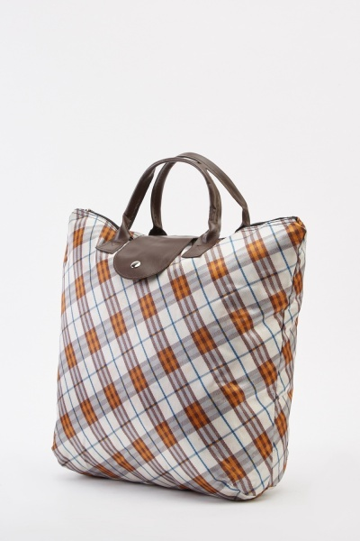 Foldable Shopper Bag