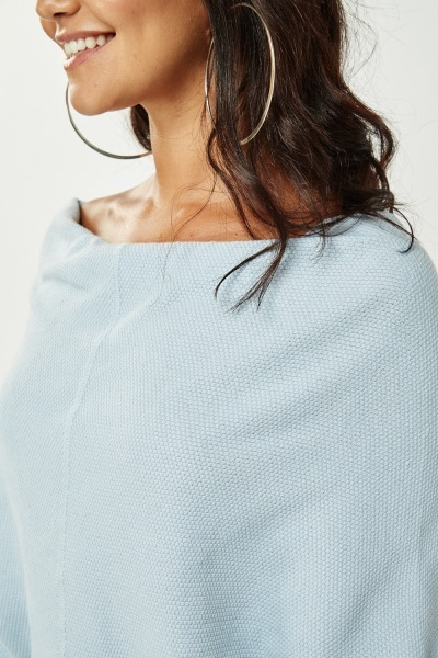 Knitted Thin Casual Top