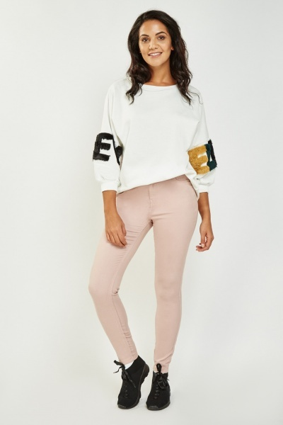 Rose Casual Trousers