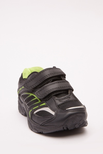 Kids Low Top Trainers
