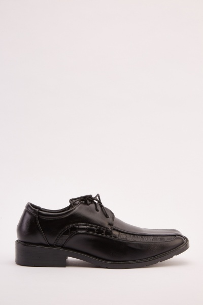 Men's Lace Up Brogue Shoes