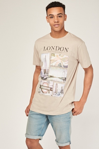 London Graphic T-Shirt