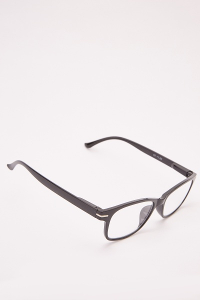Black Reading Glasses