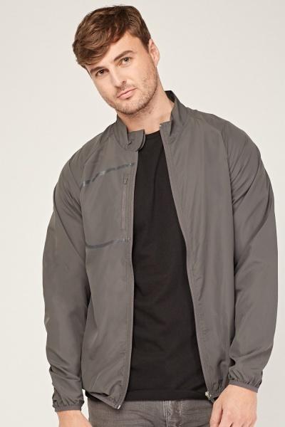 Casual Waterproof Rain Jacket
