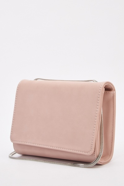 Chain Strap Cross-Body Bag