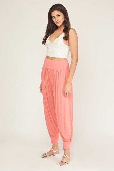 Basic Harem Pants