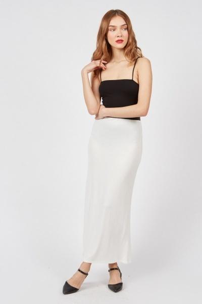 Basic Midi Skirt