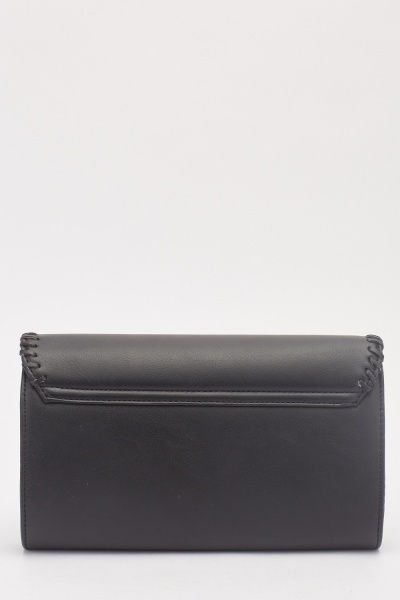 Chain Strap Clutch Bag