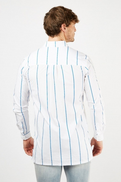 Striped Basic Shirt