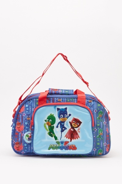 Kid's PJ Masks Duffel Bag
