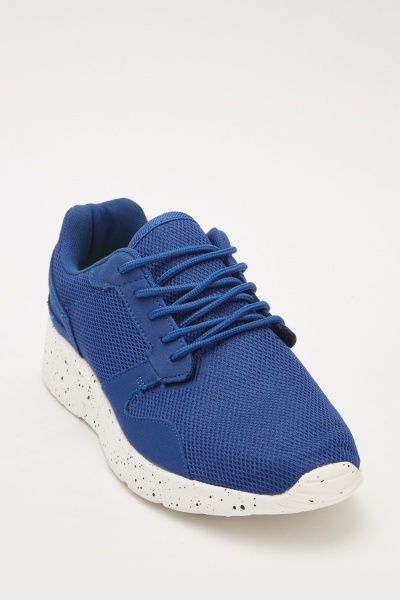 Mens Lace Up Trainers
