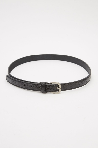 Mens Mock Croc Belt