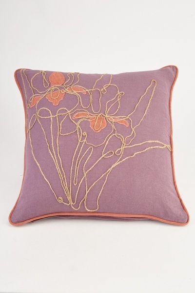 Rope Patterned Cushion Cover