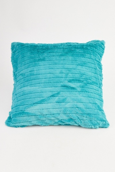Striped Textured Cushion Cover