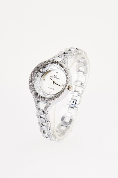 Gem Asymmetric Watch