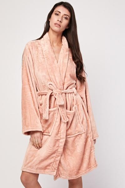 a5f5ada0c2 Super Soft Fleece Dressing Gown - Just £5