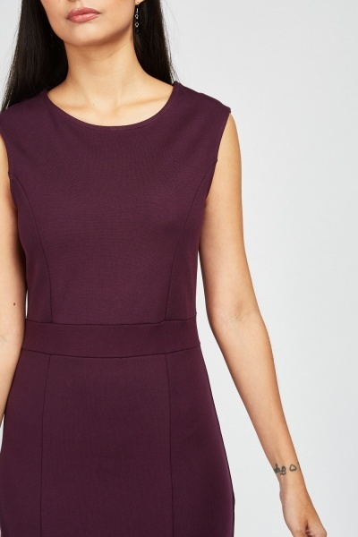 Zibi London Midi Pencil Dress