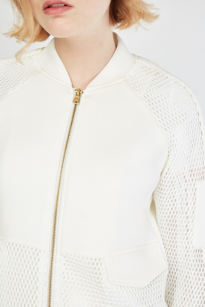 Honeycomb Mesh Neoprene Jacket