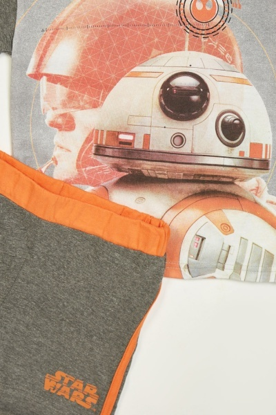 Star Wars BB8 Print Pyjama Set