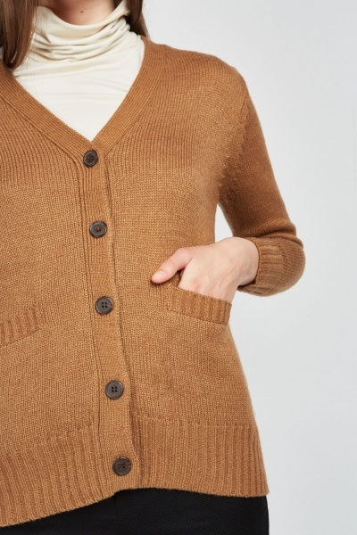 Chunk Knit Cardigan