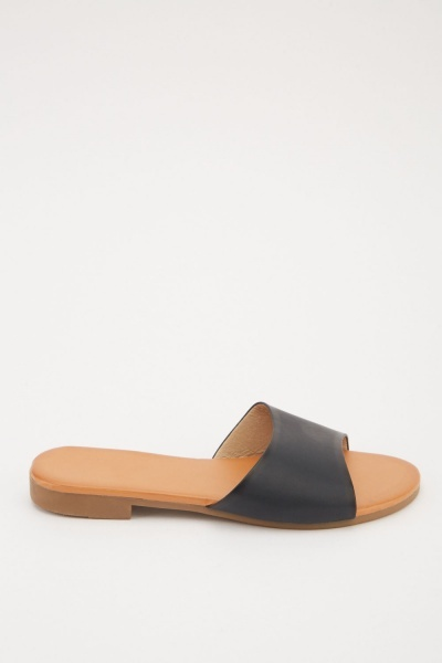 Slip-On Flat Sliders