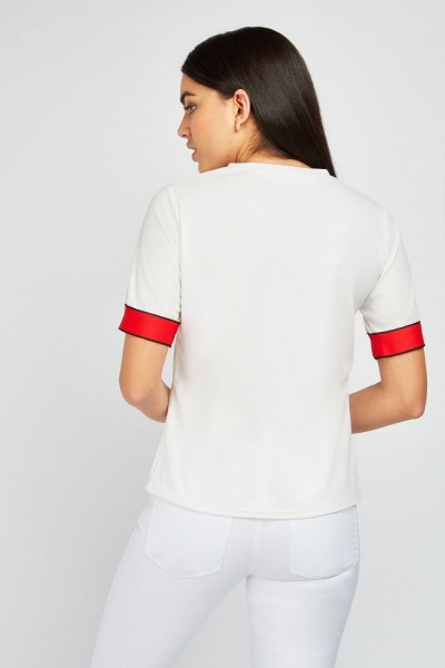 Short Sleeve Casual T-Shirt