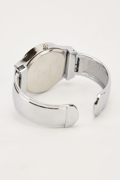 Diamante Bangle Watch