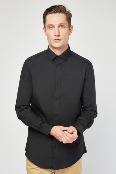 Regular Fit Formal Shirt