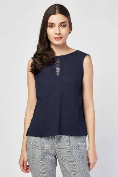 O-Ring Tie Back Shell Top