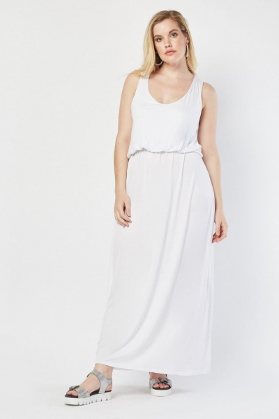 Sleeveless Maxi Dress