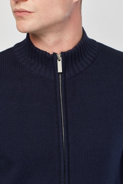 Zip Up Jumper