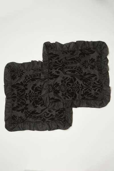 Pack Of 2 Cushion Case
