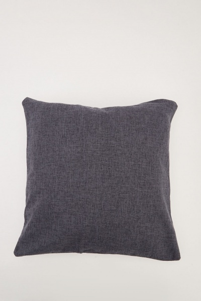 Pack Of 2 Woven Cushion Cover Set