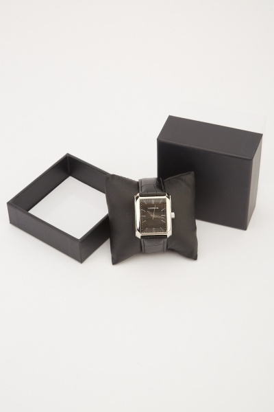 Mens Square Face Watch