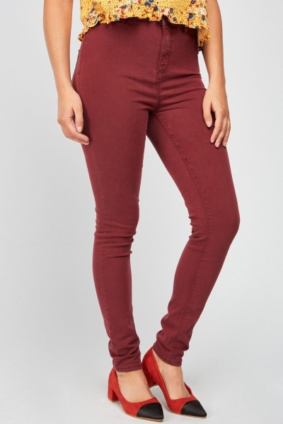 Super Stretchy Jeggings