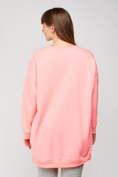 Pouch Pocket Front Sweatshirt