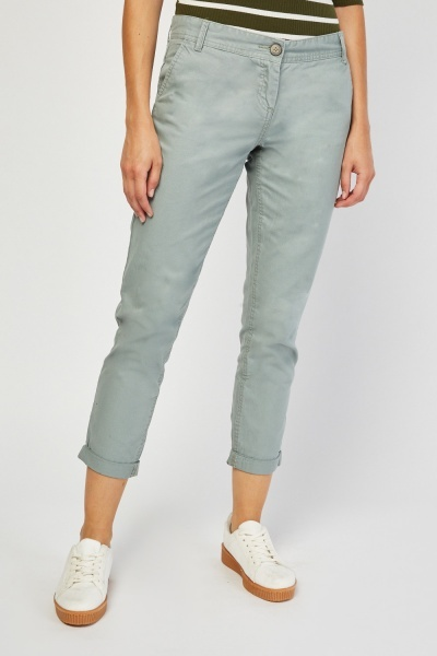Jade Tapered Chino Trousers