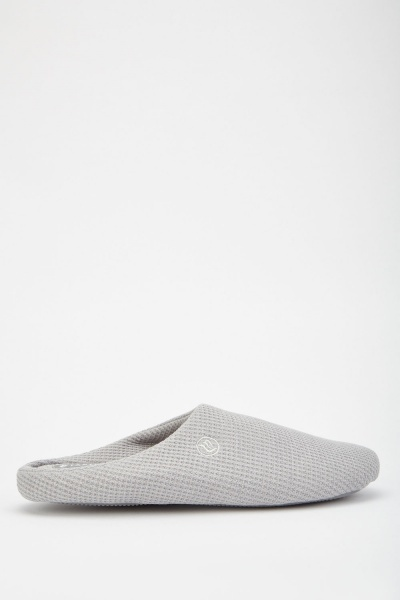 Slip On Indoor Men's Slippers