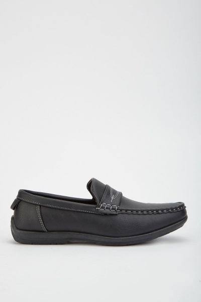 Mens Flat Loafers
