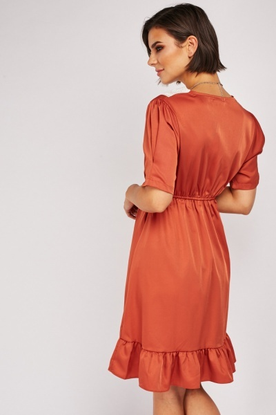 Brodierie Anaglaise Tunic Dress