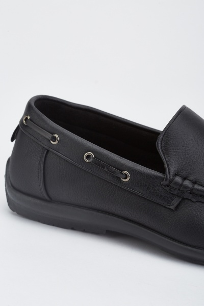 Slip On Mens Deck Shoes