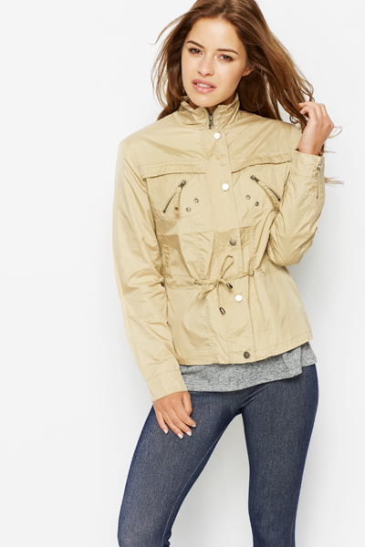 Lightweight Zipper Jacket